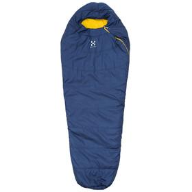 Haglöfs Tarius +6 Sleeping Bag 175cm Hurricane Blue